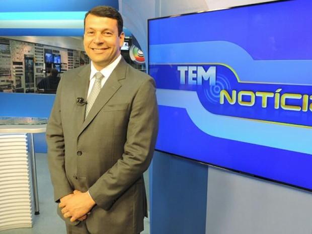 Manu (PMDB) é candidato a prefeito de Tatuí (Foto: Caio Gomes Silveira/ G1)