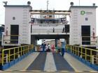 Com 4 embarcações, sistema ferry boat tem fluxo tranquilo neste sábado