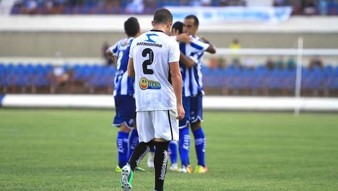 CSA x Treze, em Maceió (Foto: Ailton Cruz/ Gazeta de Alagoas)