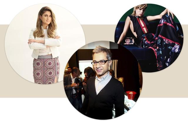 Burberry: trend talk com Barbara Migliori e Sylvain Justum  (Foto: Reprodução)