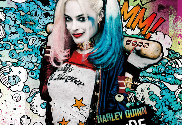 Harley Quinn, de Esquadrão Suicida (Foto: Divulgação)