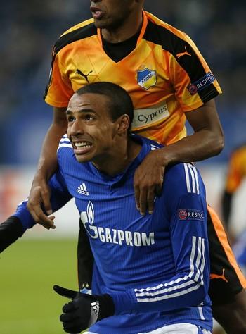 Joel Matip Schalke 04 (Foto: AFP)