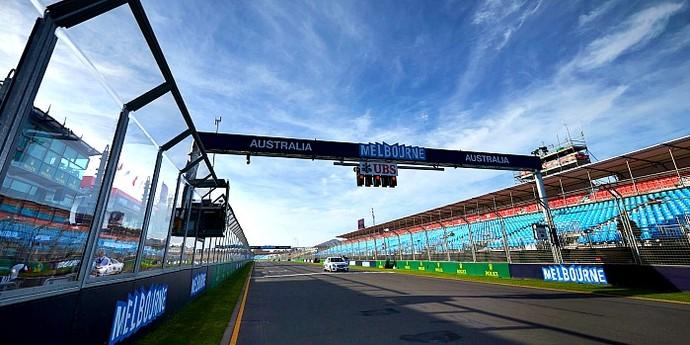 Albert Park, Melbourne - sede do GP da Austrália (Foto: Divulgação)