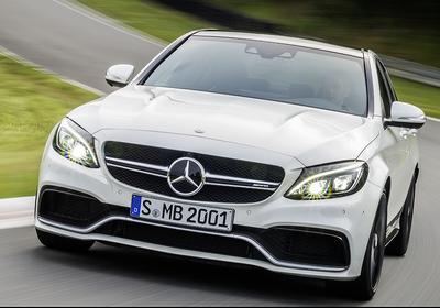 Mercedes-AMG C63S (Foto: divulgação)