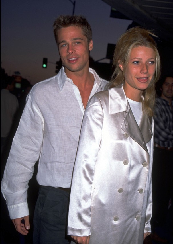 Brad Pitt e Gwyneth Paltrow (Foto: Getty Images)