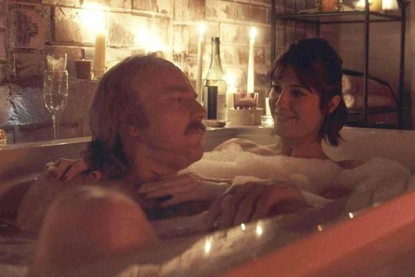 Os atores estrelaram cenas quentes na série Fargo (Foto: Rogério Albuquerque)
