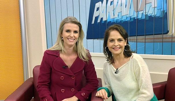 Paraná TV Drica Moraes (Foto: Divulgação/ RPC TV)