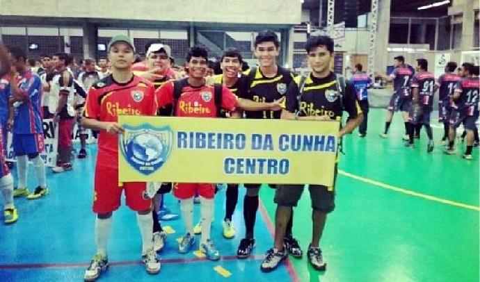 Copa TV Amazonas de Futsal 2014 Ribeiro Cunha Vc no esporte (Foto: Diego Franncklyn / Vc no Esporte)