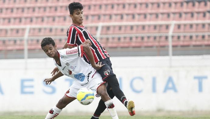 Ituano x São Paulo - Quartas de final do Campeonato Paulista sub-15 (Foto: Miguel Schincariol/ Ituano FC)