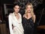 Kendall Jenner prestigia Cara Delevingne em première de filme