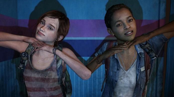 Relação das personagens evolui no decorrer da campanha. (Foto: Reprodução)