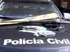 Polícia faz operação para combater tráfico de drogas sintéticas na região