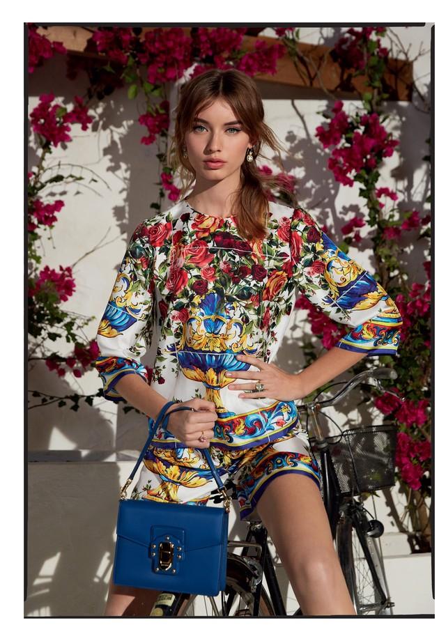Dolce & Gabbana: Caltagirone (Foto: Divulgação)
