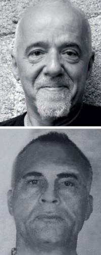 BONS EXEMPLOS O escritor Paulo Coelho (no alto) e o guerrilheiro Carlos Marighella (1911-1969). Suas biografias foram publicadas sem interferência do biografado ou de sua família (Foto: Vittorio Zunino Celotto/Getty Images e reprodução/Estadão Conteúdo)