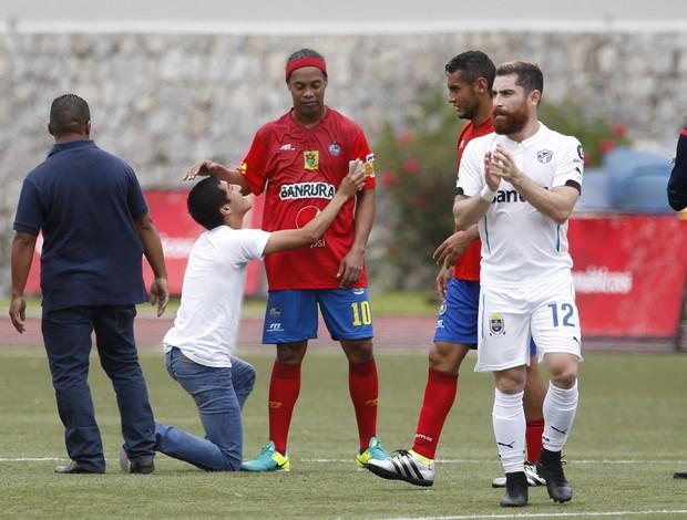 Ronaldinho Guatemala