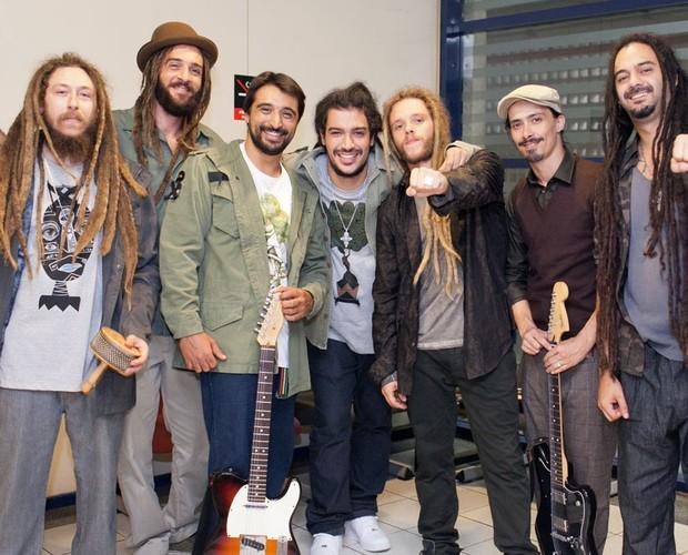 Yute Lions (Foto: Dafne Bastos/TV Globo)