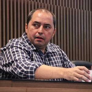 Cláudio Nobre, presidente da ACPEA (Foto: Marcos Dantas)