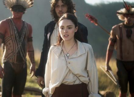 Anna encontra Galeão, o navio perdido