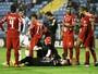 Lesão de Wagner Bueno expõe situação delicada no gol do Vila Nova