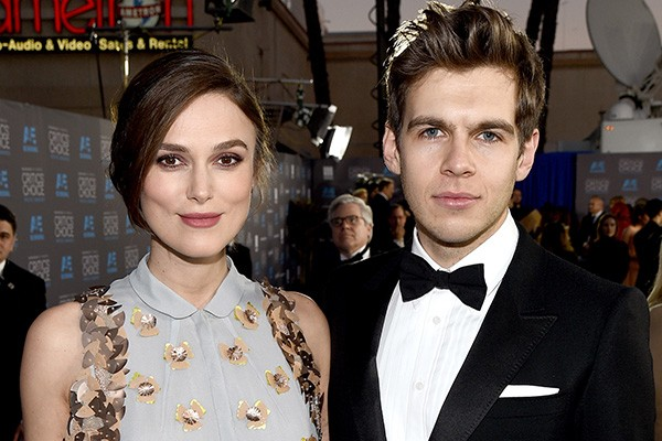 Keira Knightley e James Righton (Foto: Getty Images)