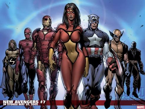 Capitão América, Homem de Ferro e Thor juntos no seu desktop