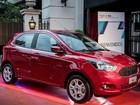 Ford vai exportar o Ka para a Argentina