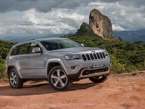 Jeep Grand Cherokee Diesel 2014 (Foto: Divulgação)