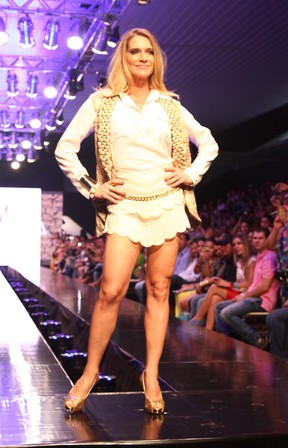 Letícia Spiller (Foto: Thiago Duran/ Ag. News)