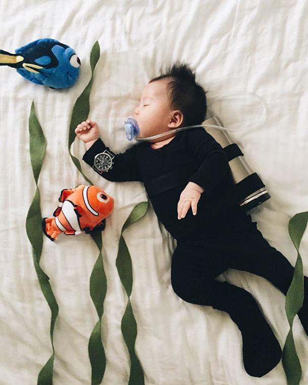 Procurando Nemo (Foto: Reprodução/ Instagram)