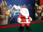 Peça de fantoches 'O Natal Mágico do Papai Noel' chega a Valinhos, SP