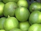 Safra do limão tahiti chega ao fim em SP e deixa os produtores animados