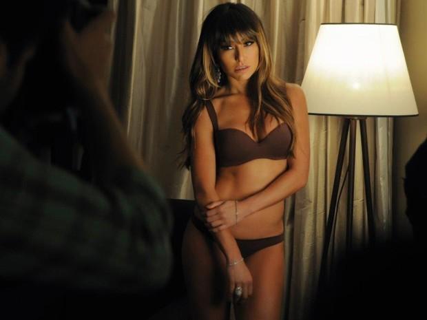 Sabrina Sato posa de lingerie (Foto:  Eduardo Rezende)
