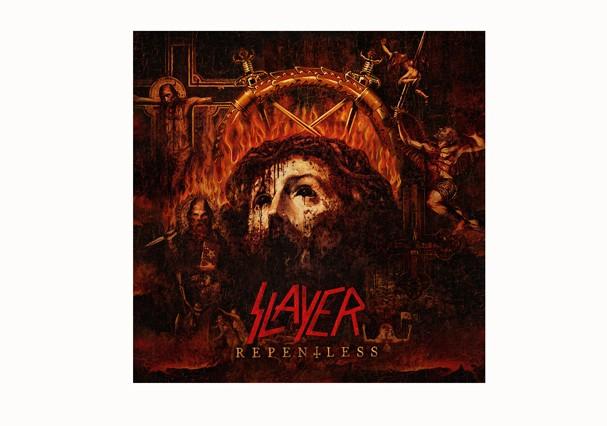 """Capa de """"Repentless"""", do Slayer (Foto: Divulgação)"""