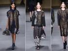 Sacada se inspira nos contrastes da Índia para desfile no Fashion Rio Inverno 2014