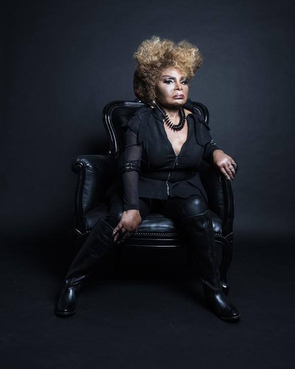 Elza Soares: na ativa aos 80 anos, a cantora concorre em três categorias no Women's Music Event (Foto: Divulgação)