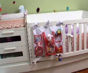 Antes e depois: inspire-se na decoração do quartinho de bebê