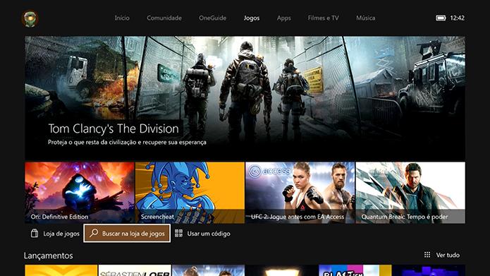 Encontre Ori and the Blind Forest na loja do Xbox One (Foto: Reprodução/Murilo Molina)
