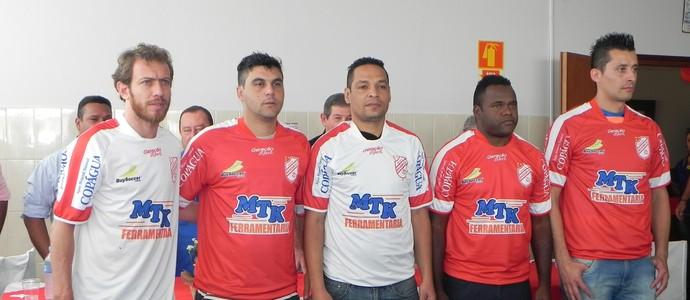 Batatais (Foto: Carlos Justino/Batatais FC)