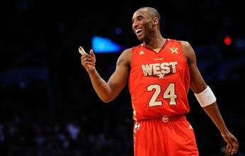 Mais uma despedida: cercado de fãs em quadra, Kobe dá adeus ao All-Star