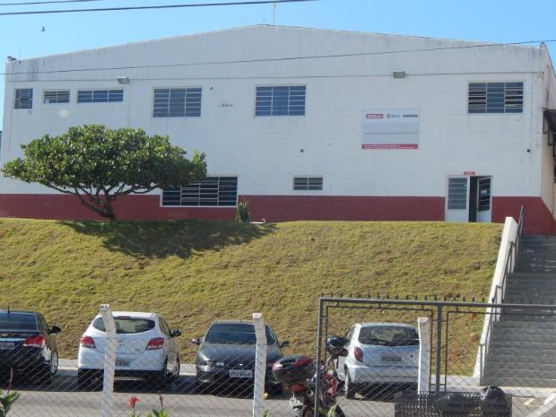 Senai Boituva (Foto: Divulgação)