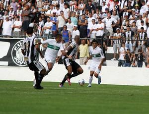 Operário-PR e Coritiba empatam sem gols no Estádio Germano Krüger (Foto: Divulgação/Site oficial do Coritiba)