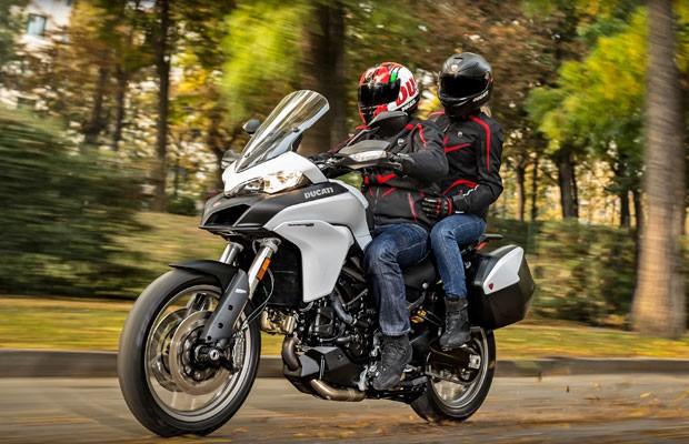 Ducati 950 Multistrada (Foto: Divulgação)