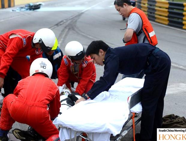 Phillip Yau Wing Choi piloto morto Macau (Foto: Reprodução / South China Morning Post)