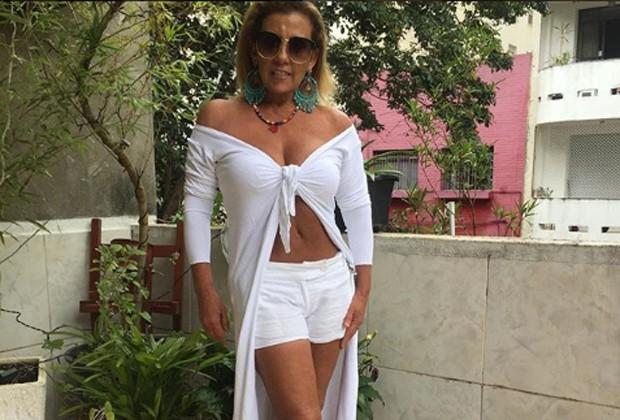 Rita Cadillac (Foto: Reprodução/Instagram)