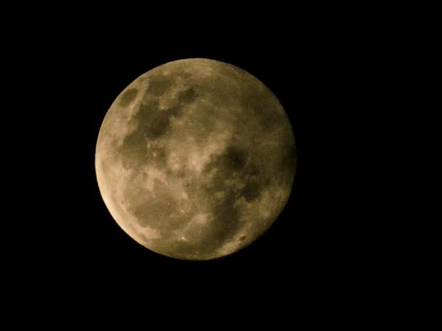 Lua poderá ser vista do Mirante da cidade (Foto: Divulgação / Diego Alves)