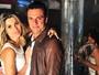 Flávia Alessandra e Rodrigo Lombardi juntos em Salve Jorge (Foto: Divulgação/TV Globo)