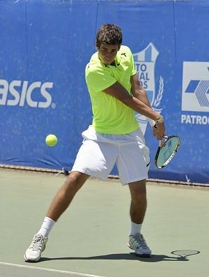 Orlando Luz tênis Costa do Sauípe  (Foto: Divulgação / Juarez Matias)