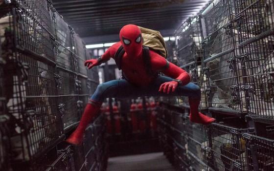 O novo reboot do Homem-Aranha traz uma história divertida e sem clichês, que prenuncia um futuro auspicioso para Peter Parker. (Foto: Divulgação)