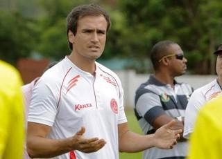 Edson Júnior, técnico da Anapolina (Foto: Divulgação/Anapolina)