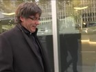 Ex-líder da Catalunha diz, em Bruxelas, que não fugiu de Barcelona